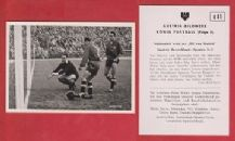 West Germany v Spain 1952 Eizaguirre Real Sociedad D41
